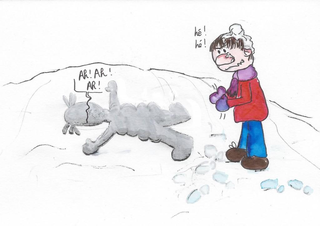 vengeance neige