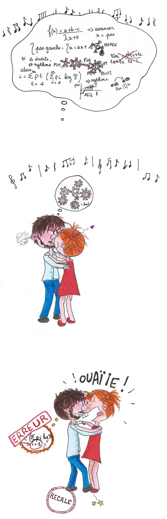 tango leçon